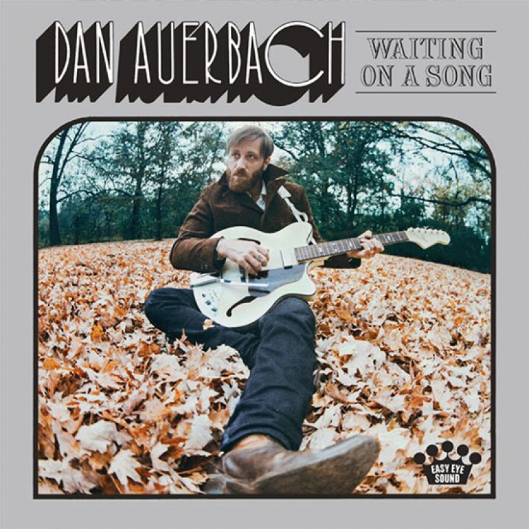 Dan Auerbach com novo álbum 'Waiting on a song'