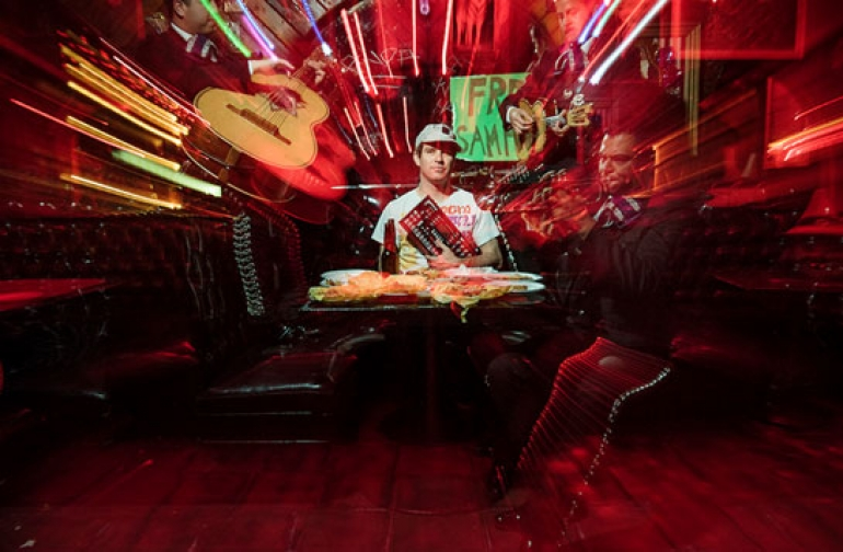 Avey Tare (Animal Collective) anuncia 'Eucalyptus'
